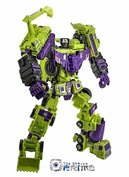 Shadow Fisher XS001 Upgrade Kit for Titan Class Devastator